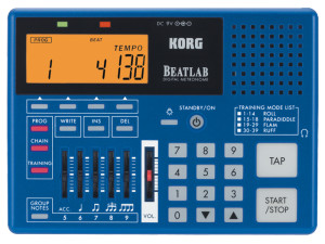 Metrónomo digital Korg Beatlab
