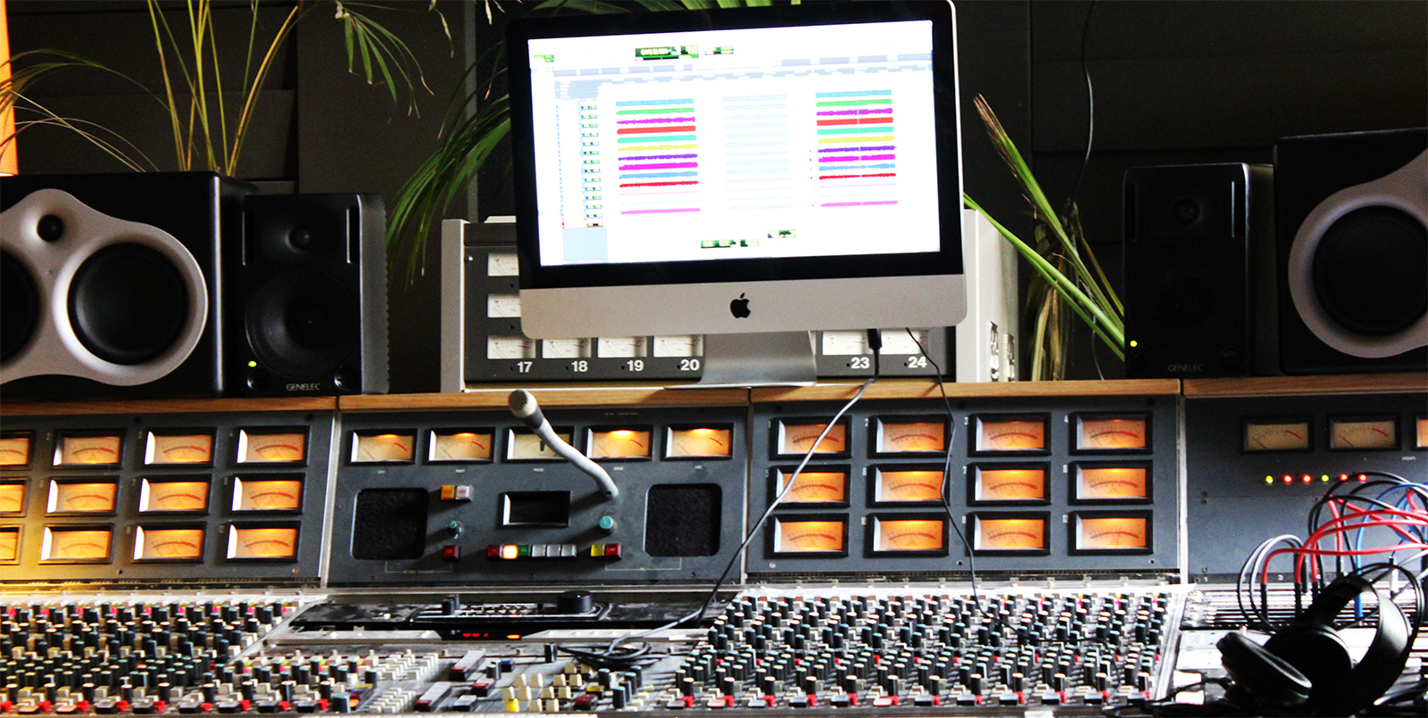 Monitores de audio para tu Home Studio