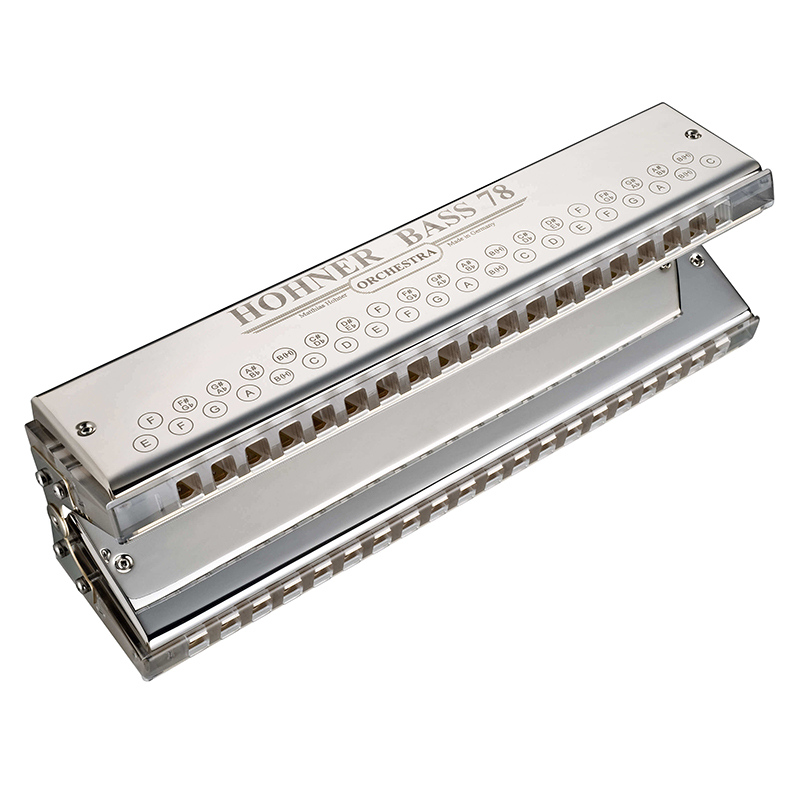 SERIE ORCHESTRA - HOHNER BASS 78